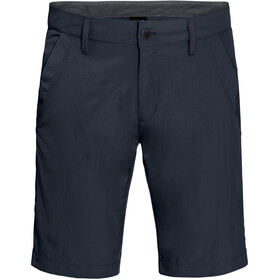 Jack Wolfskin Desert Valley Pantaloncini Uomo, night blue